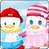 Dancing Penguins A Free Dress-Up Game