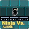 Ninja Versus Aliens A Free Action Game