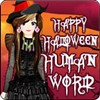 HT83 happy halloween human world dress up A Free Dress-Up Game