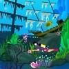 Cute Diver Aquarium A Free Customize Game