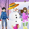 Winter Kids Dressup