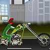 Chopper motorcycle modify game.