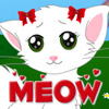 That is Your favorite cute kitty Meow. Dress her up today - You like to care her so much!
