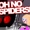 Oh No Spiders! A Free Fighting Game