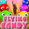 Flying Candy A Free Action Game