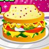 Delicious Deli Sandwich