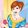 Reductive Princess Room A Free Dress-Up Game