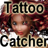 Tattoo Catcher A Free Dress-Up Game