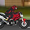 Monster motorbike