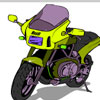 Paint Motorcycle A Free Customize Game