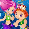 Mermaid Prince and Princess A Free Dress-Up Game