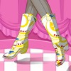 Fashion Rain Boots A Free Dress-Up Game