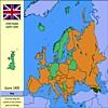 European Jigsaw A Free Education Game