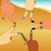 Fingers Star A Free Customize Game