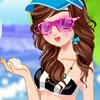 Summer Beach Fashionista