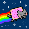 Nyan Cat FLY! A Free Action Game