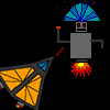 Robot Alien Attack A Free Action Game