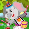Jumbo Elephants A Free Dress-Up Game