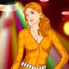 Disco Girl Dressup