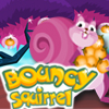 Our bouncy squirrel needs to reach the top of the mountain. Control his moves and help him reach new heights.