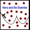 Hero and The Enemies A Free Shooting Game
