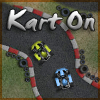 Kart On A Free Driving Game