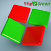 Flip2Green A Free Education Game