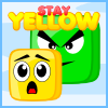 Stay Yellow A Free Action Game