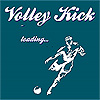 Volley kick A Free Sports Game
