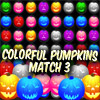 Colorful Pumpkins - Match 3