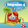 Sea, beach, crab, and a lot of balls that want to destroy it! Help him escape!