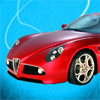 Alfa Romeo 8C A Free Customize Game