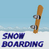 Snow Boarding A Free Action Game