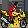 Super Motorbike modify tuning driving game.