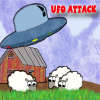 UFO Attack A Free Action Game