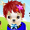 Cute Dogs Dress up game.