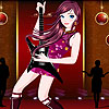Rocker Girl Dress up game.