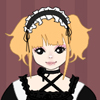 Play Goth Loli Dress up game