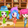 Cooking Cuties Dress Up