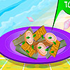 Vegetable antipasti A Free Education Game