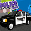Police Truck A Free Action Game