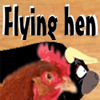 Flying Hen A Free Action Game