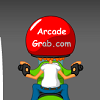 Drive your scooter in the busy streets and dodge all the incoming obstacles in this 3d perspective scooter driving game brought to you by www.arcadegrab.com!