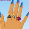Funky Nail Art A Free Dress-Up Game
