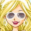 Blonde Girl Dress up