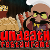 Help the undeath cheft to cook the horror food.