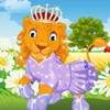 The Lion Queen A Free Dress-Up Game