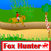 Ride with your horse on the english countryside hunting the fox.