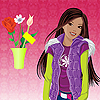 Barbie Flowers Shop A Free Other Game