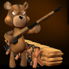 Teddy Defense A Free Action Game